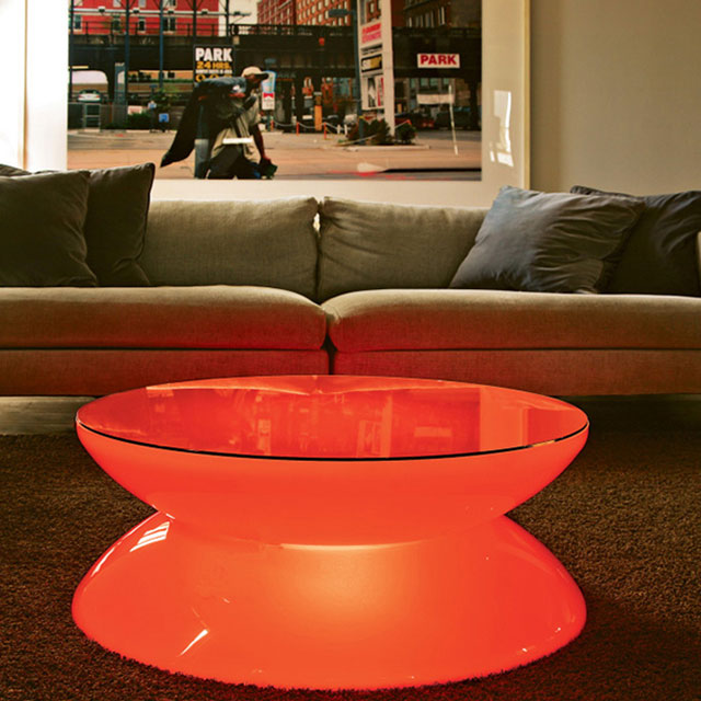 led tables product page LED Coffee Tables   Colorfuldeco