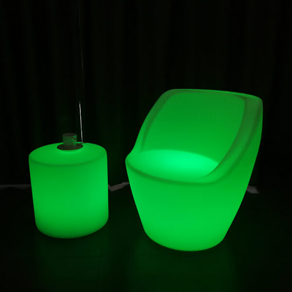 LED Light Up Chairs