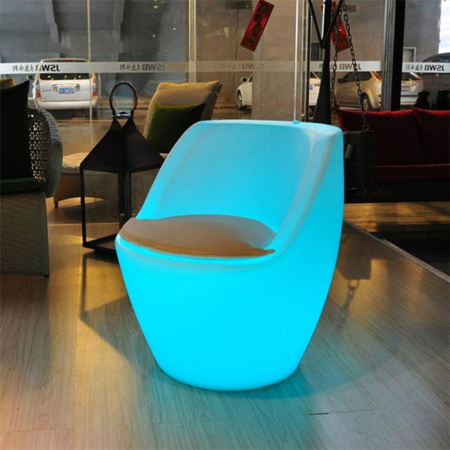 led chairs product page LED Single Chairs | Colorfuldeco