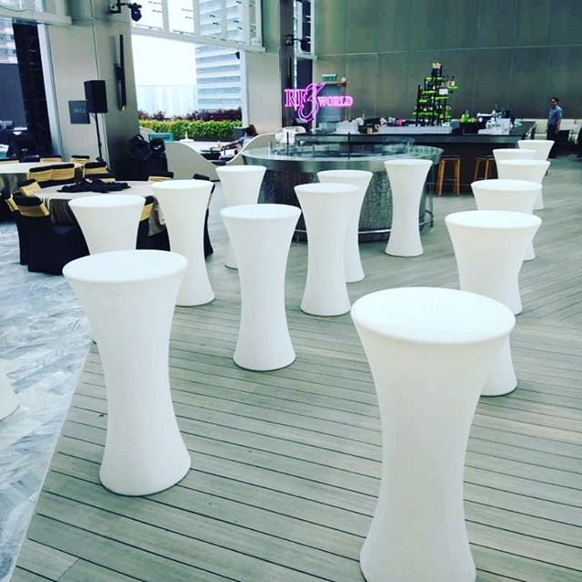 led furniture product page tables | Colorfuldeco